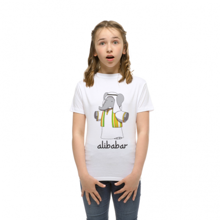 T-shirt enfant Alibabar