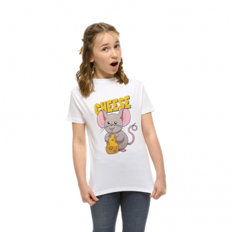 T-shirt enfant Cheese