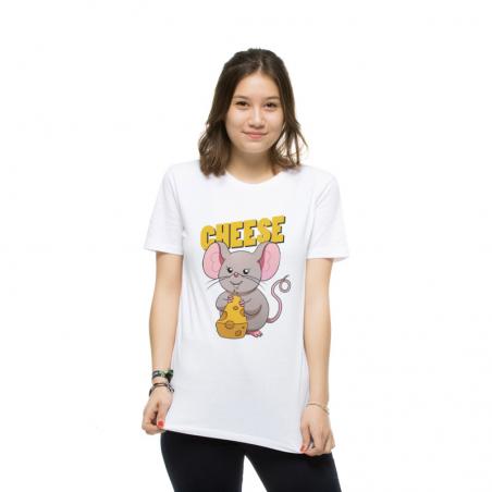 T-shirt femme Cheese