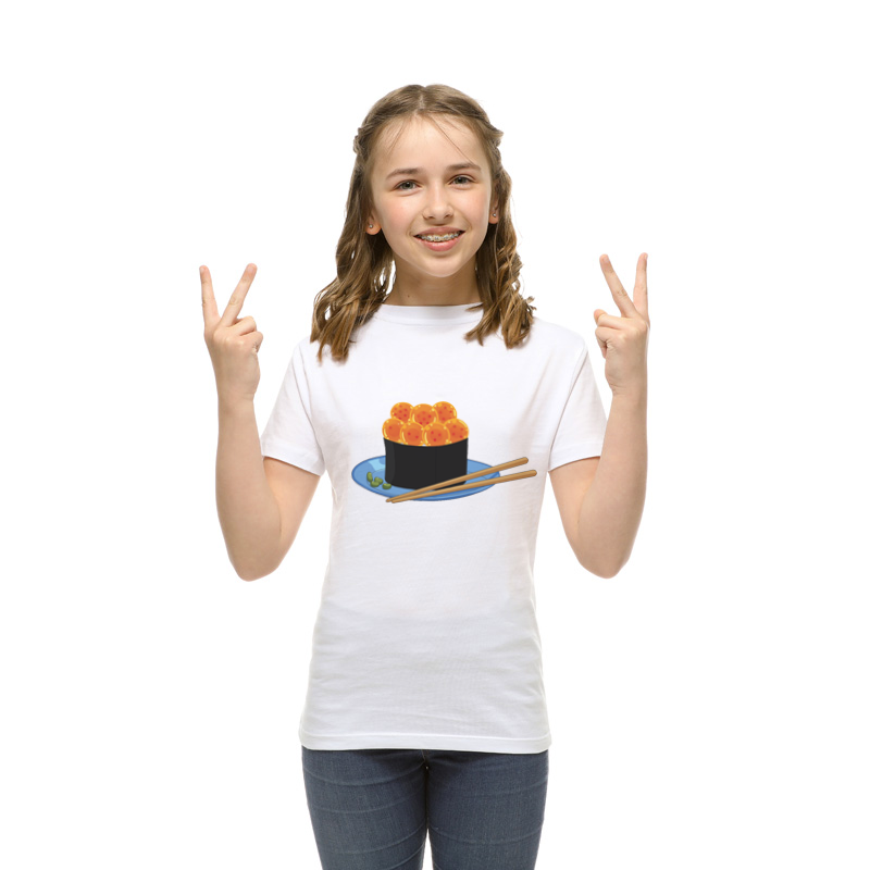 T-shirt enfant Dragon caviar