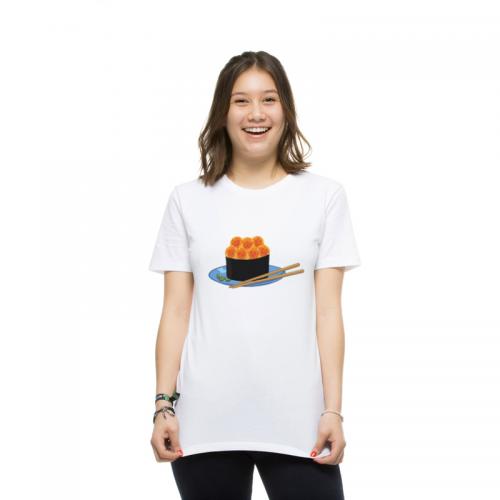 T-shirt femme Dragon caviar