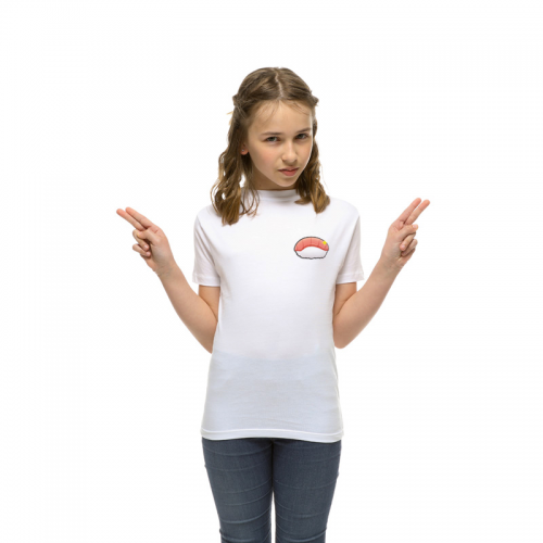 T-shirt enfant I love sushi