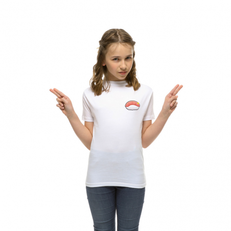 T-shirt enfant I love sushi