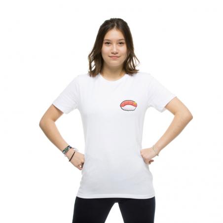 T-shirt femme I love sushi