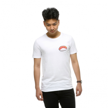 T-shirt homme I love sushi