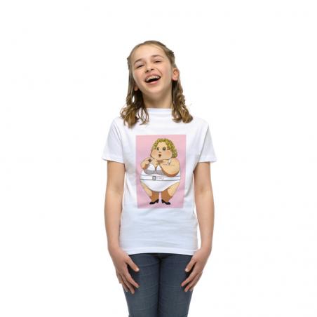 T-shirt enfant Macdonna