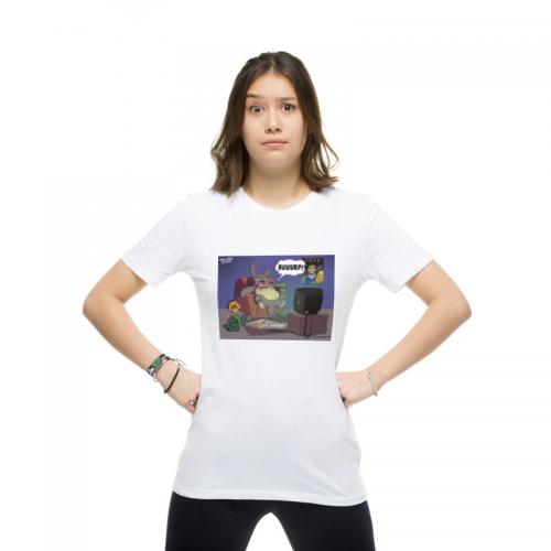T-shirt femme Mon voisin rototo