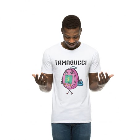 T-shirt homme Tamagucci