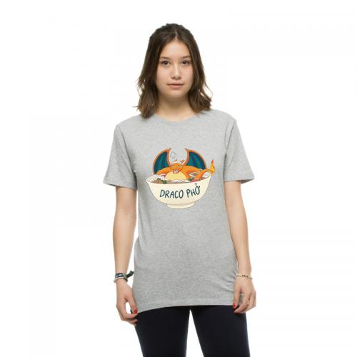 T-shirt femme Dracopho