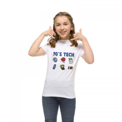 T-shirt enfant 90's Tech